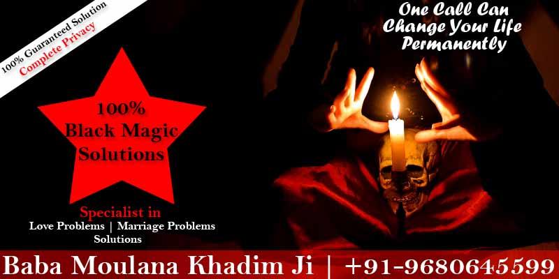 Black Magic Specialist in Canada Baba Moulana Khadim Ji