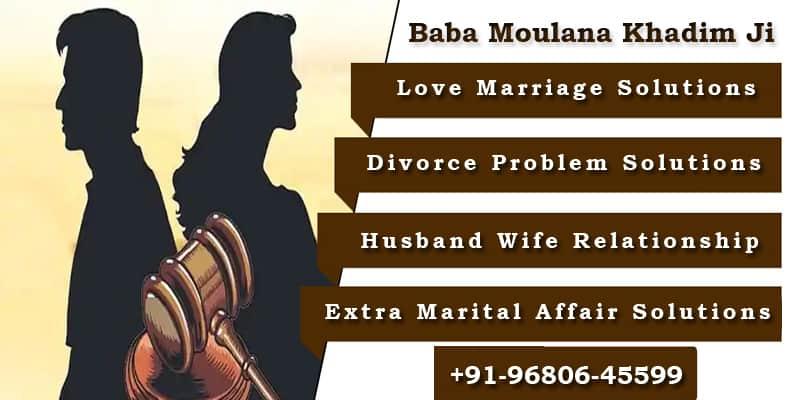 Divorce Problem Solution