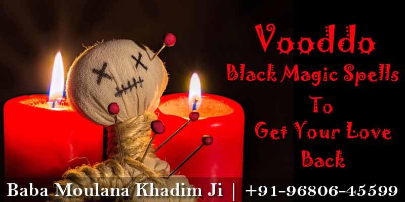 Voodoo Black Magic to Get Love Back