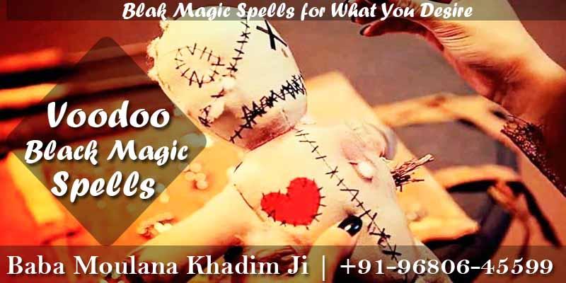 Voodoo Black Magic Spell